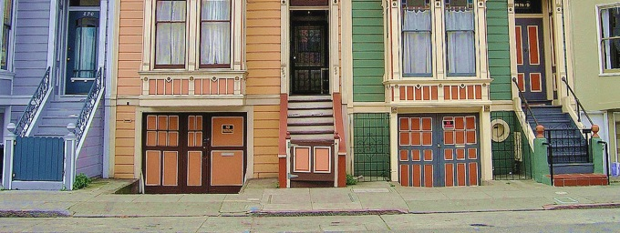 Mission District San Francisco - 3 homes