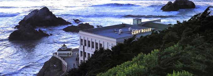 Cliff House Ocean San Francisco