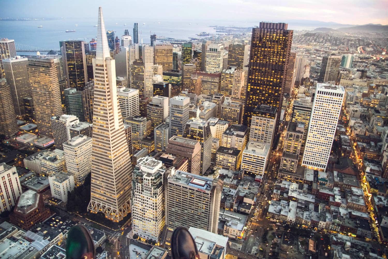 San Francisco High Rises