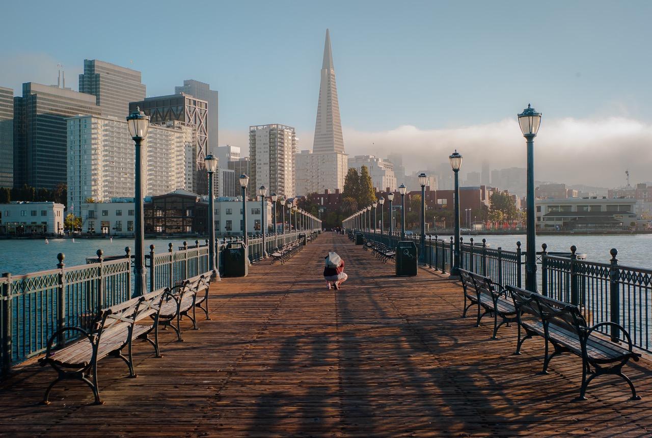 San Francisco Embarcadero Pier