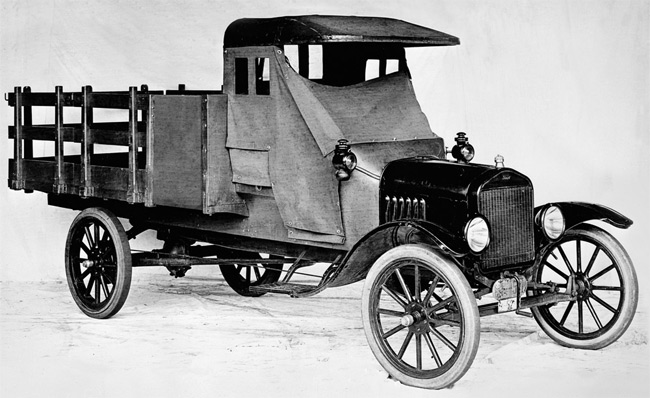 Ford Moving Truck 1920's