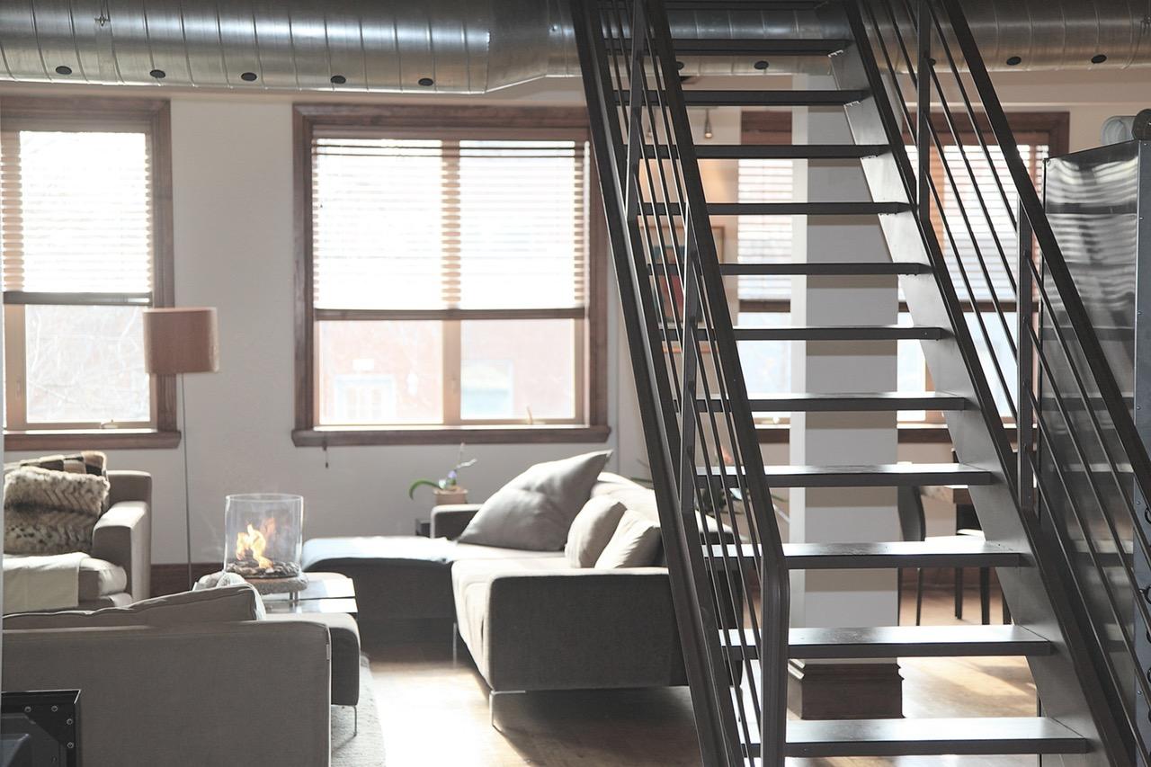 interior of oakland home