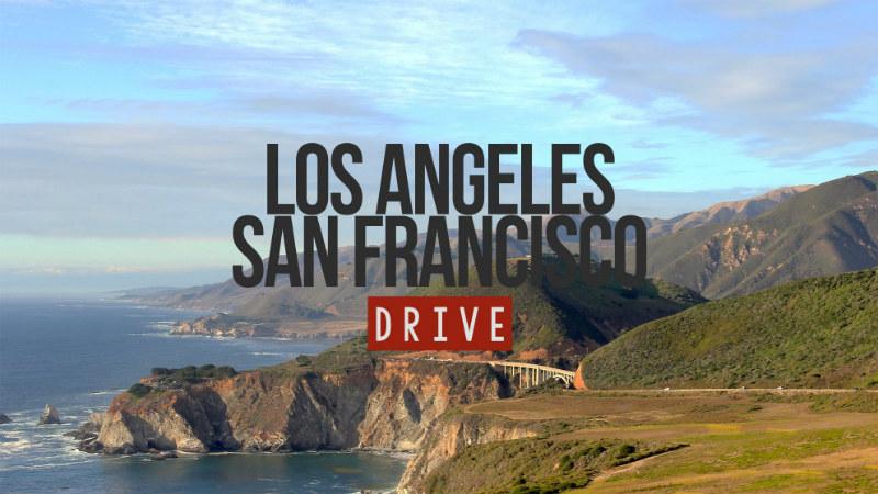 SF to LA scene