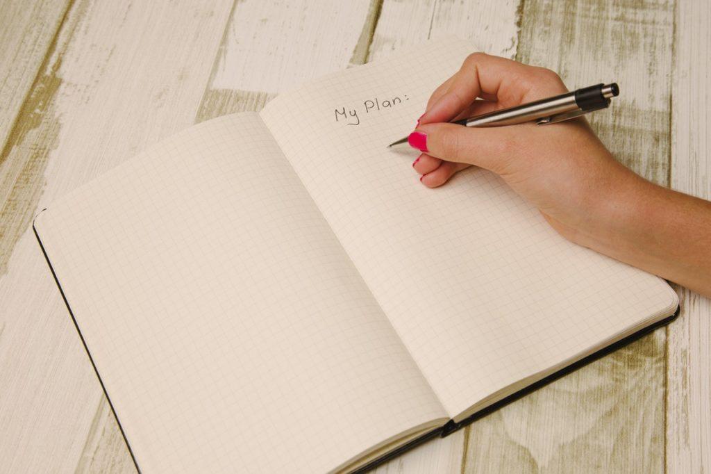 moving plan checklist